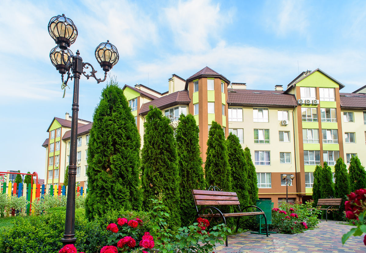 2к квартира в заселенном новом доме ЖК Львовский Маеток