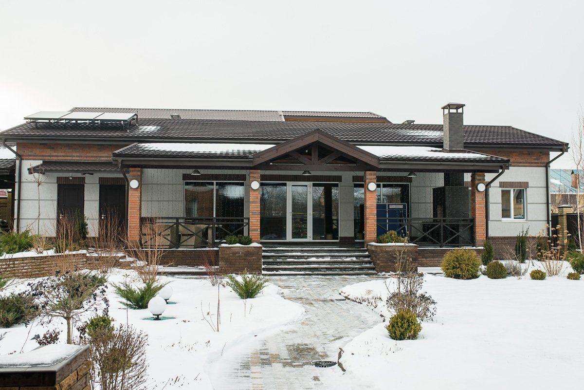 Дом класса люкс расположенный в Диевке-1