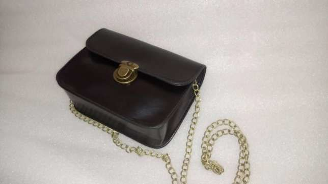 630e3b5ac2fa Новая сумка сумочка клатч черная на цепочке: 200 грн. - Сумки Киев ...