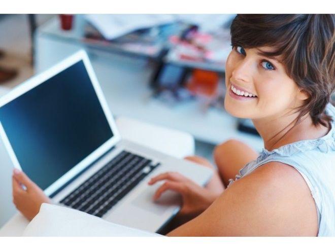 Перспективная онлайн  работа для женщин