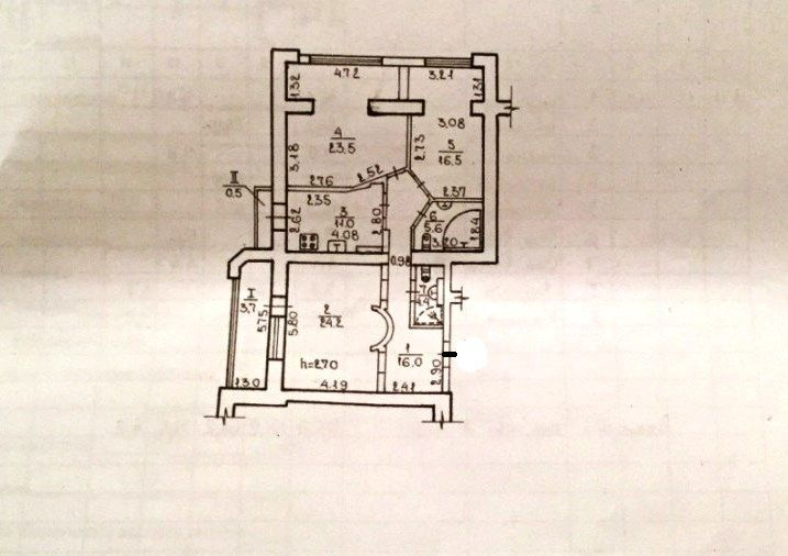 Супер-предложение по 3х комнатной квартире !