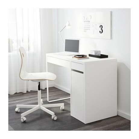 в наличии письменный стол белый микке икеа Ikea 2 490 грн