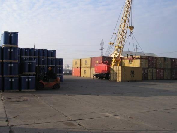 Фото 4 - Продам промышленную базу с 2- мя ж д ветками.
