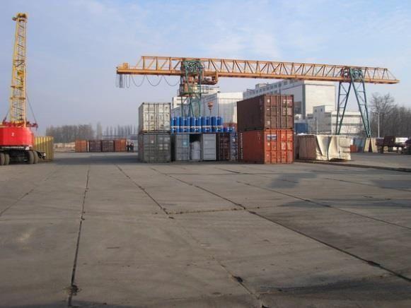Фото 3 - Продам промышленную базу с 2- мя ж д ветками.
