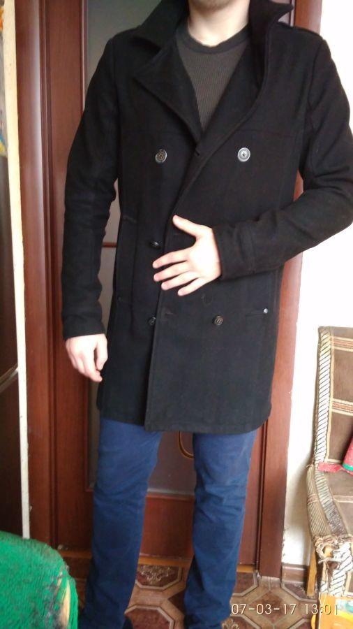 89f0a15cf30 Купить сейчас - Пальто мужское молодёжное фирменное 48-50 р.  280 ...