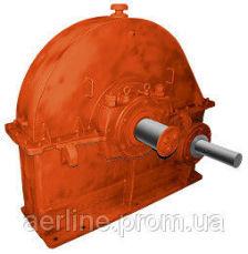 Редуктор подъема лебедки экскаватора 1085.20.300-1СБ