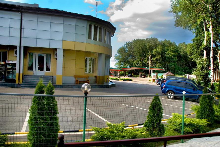 Гостинично – ресторанный комплекс