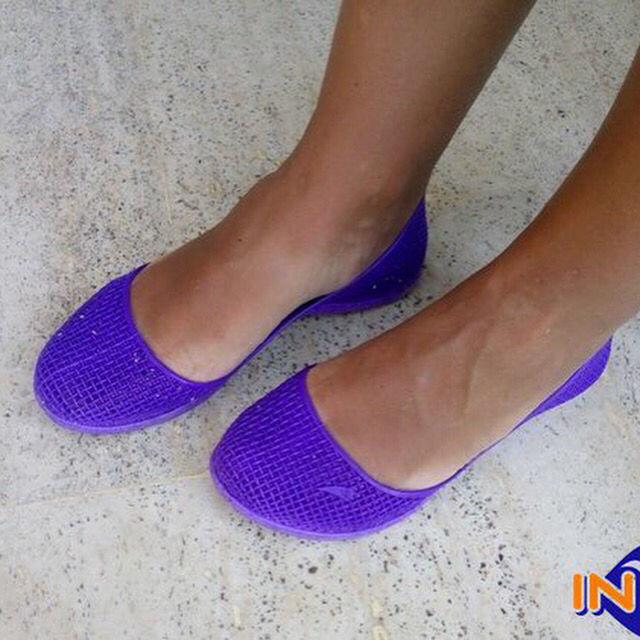11b24e003 Резиновые балетки,Турция ,обувь для лета,тапочки: 160 грн ...