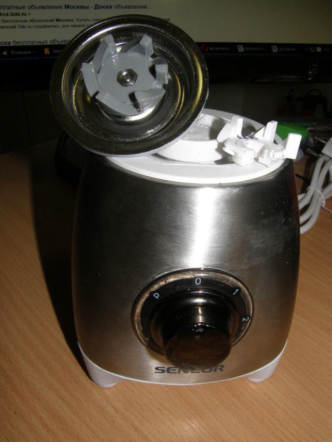 Муфта / втулка блендера Sencor Glass Jug Blender SBL 3271