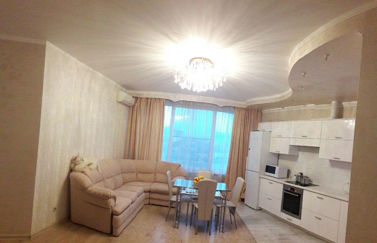 "2-х комнатная квартира на Литературной ""Белый парус"""
