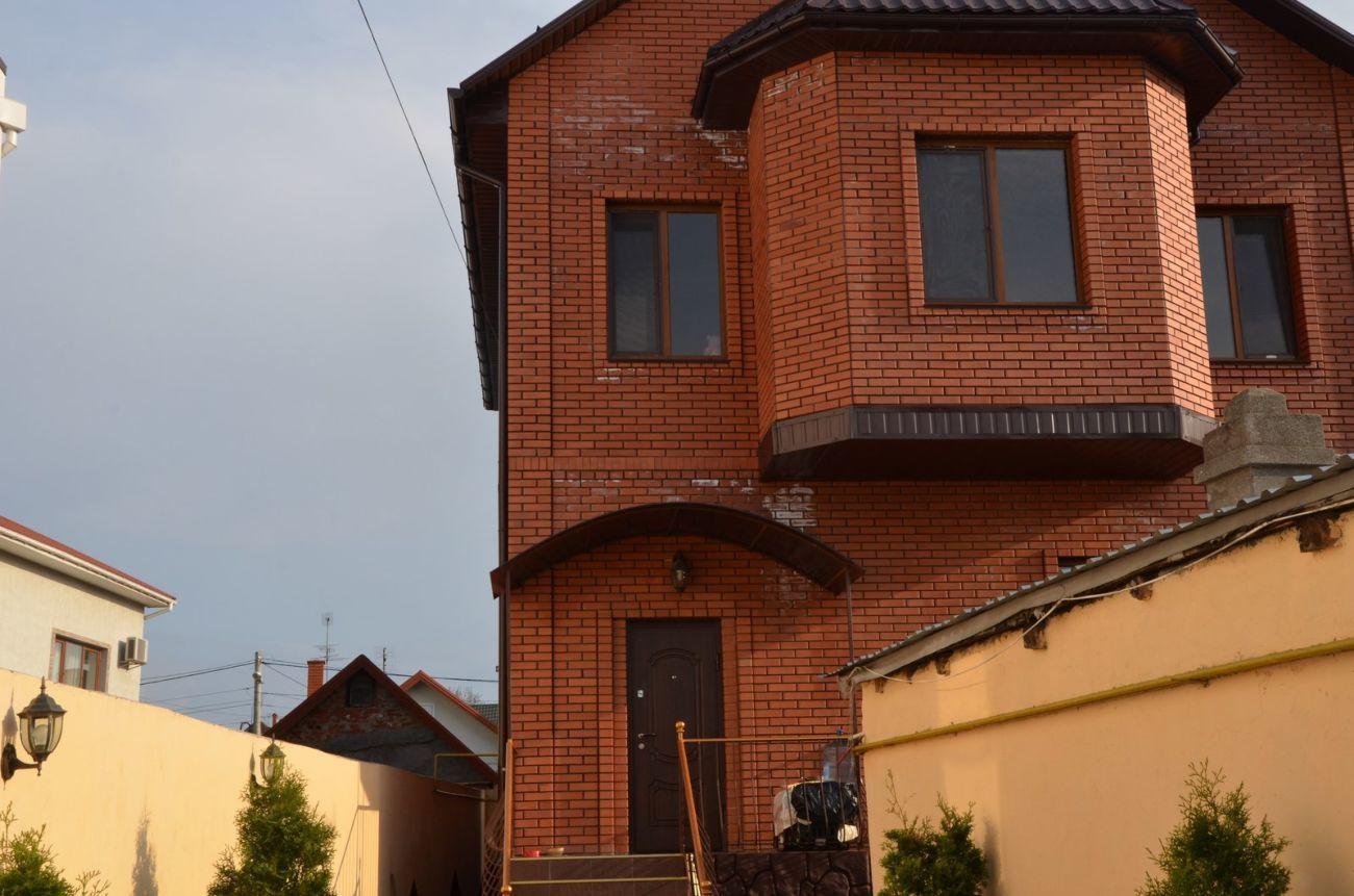 новый дом Донского/ «Кактус».