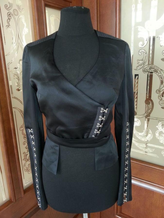 Блуза пиджак