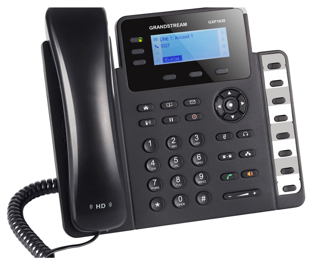 Grandstream GXP1625, ip-телефон
