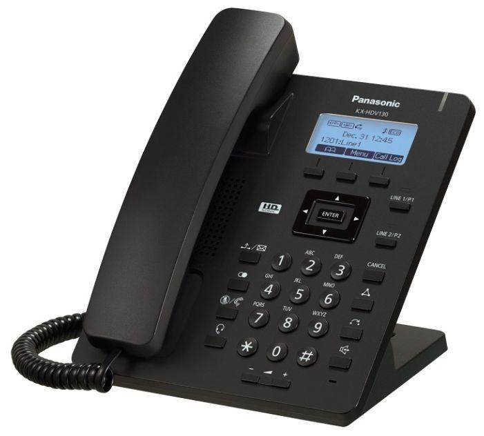 Panasonic KX-HDV130RU, проводной sip-телефон