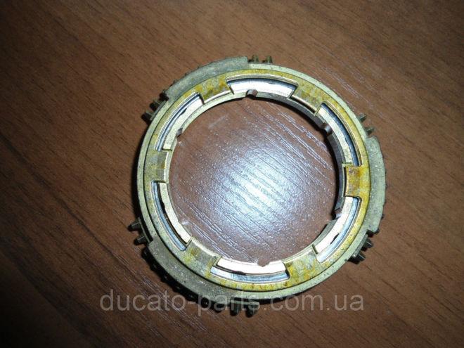 Синхронизатор 1-2 передачи Фиат Дукато 2.0/2.2/2.3/2.8JTD 02 (3 ел.)