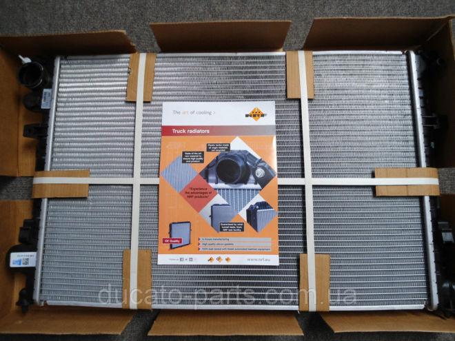 Радиатор системы охлаждения (воды) Фиат Скудо / Fiat Scudo '96-