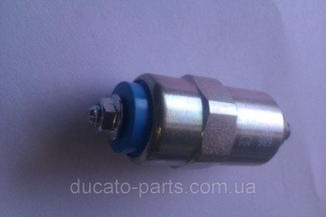Электроклапан ТНВД 12V (Lucas) Пежо Боксер / Peugeot Boxer