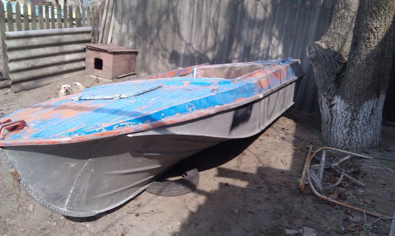куплю лодку казанка 5м3 россия