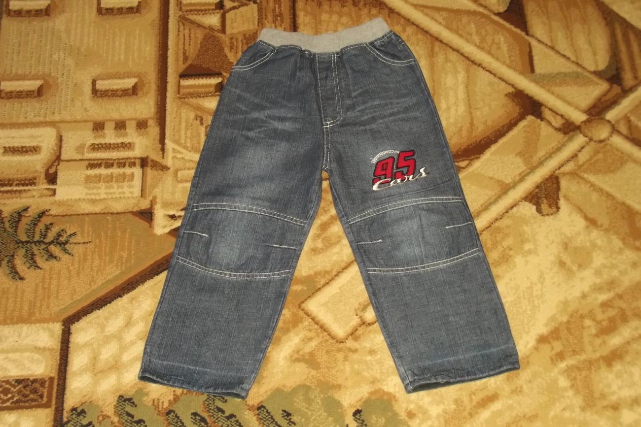 Качественные джинсы для мальчика