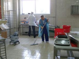 Уборщица в пекарню в Польше
