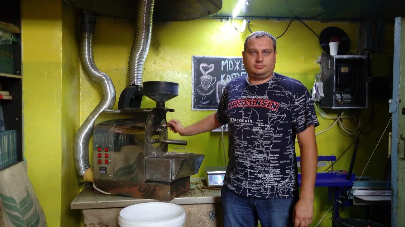 Ремонт продажа ростеров для обжарки кофе