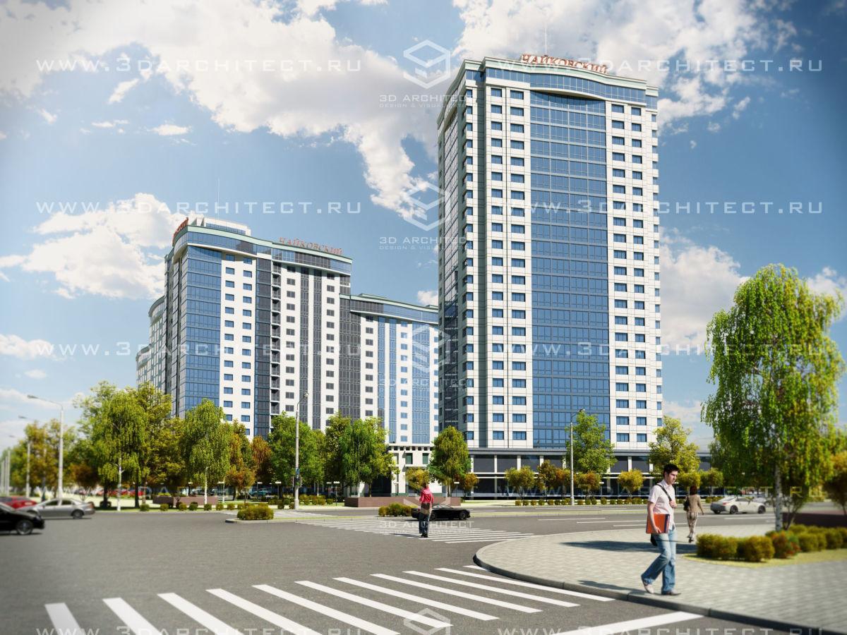 Фото 3 - Интересуют  проекты жилой недвижимости