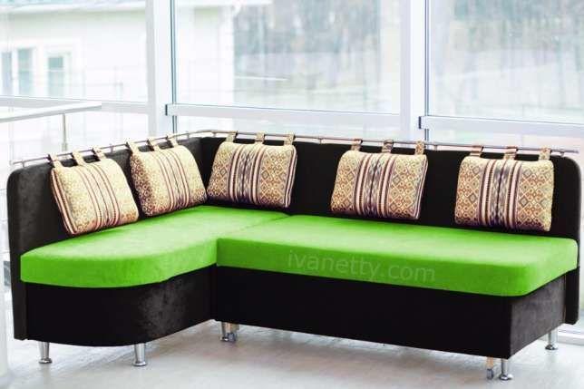 Hадёжный и мягкий угловой диван на кухню альбатрос 7 500 грн