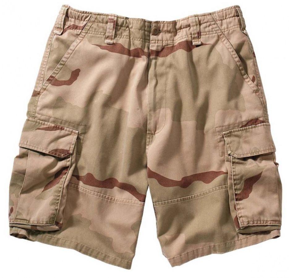 Cargo shorts damen
