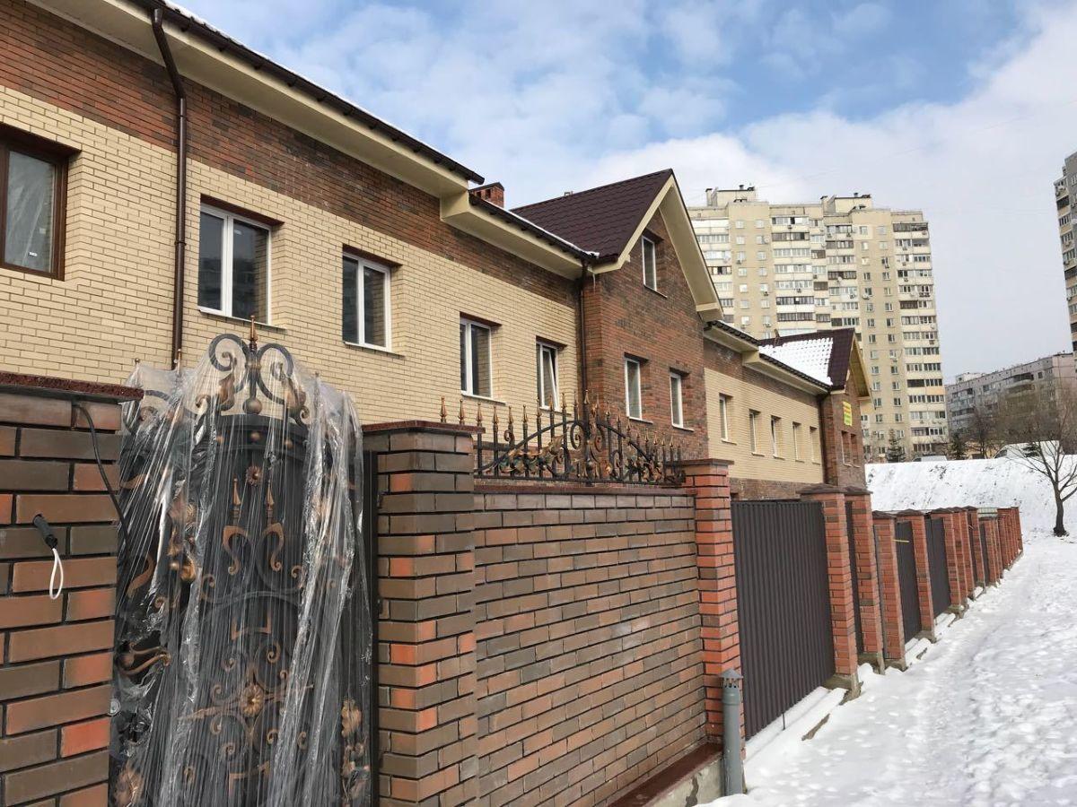 Дом по цене квартиры (таунхаус) 160 кв.м. ЖК Альбион Киев Троещина