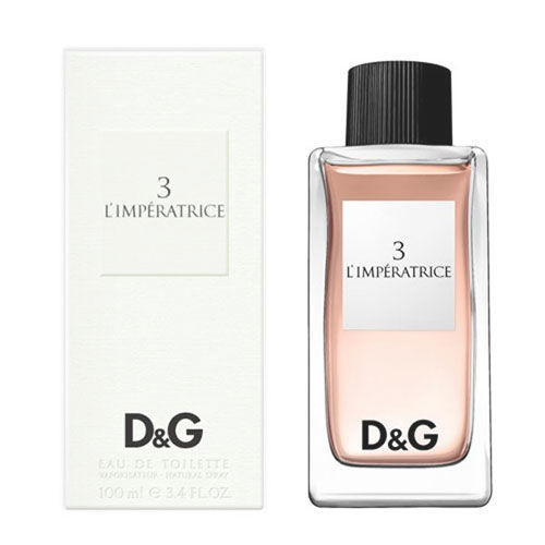 Dolce & Gabbana 3 L`Imperatrice жен. edt 50ml Оригинал в магазине