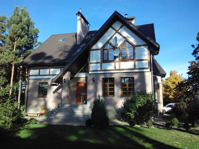 Продажа коттеджа в стиле Фахверк (загородный немецкий дом )
