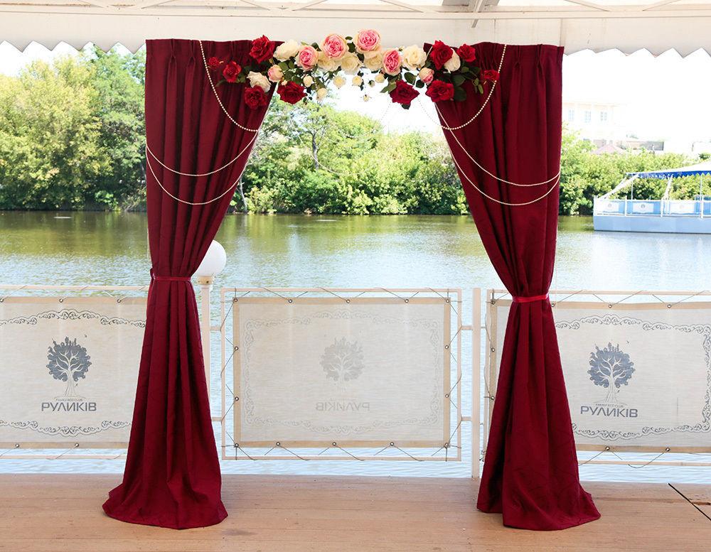 Прокат свадебной арки, арка на свадьбу, кыадратная свадебная арка