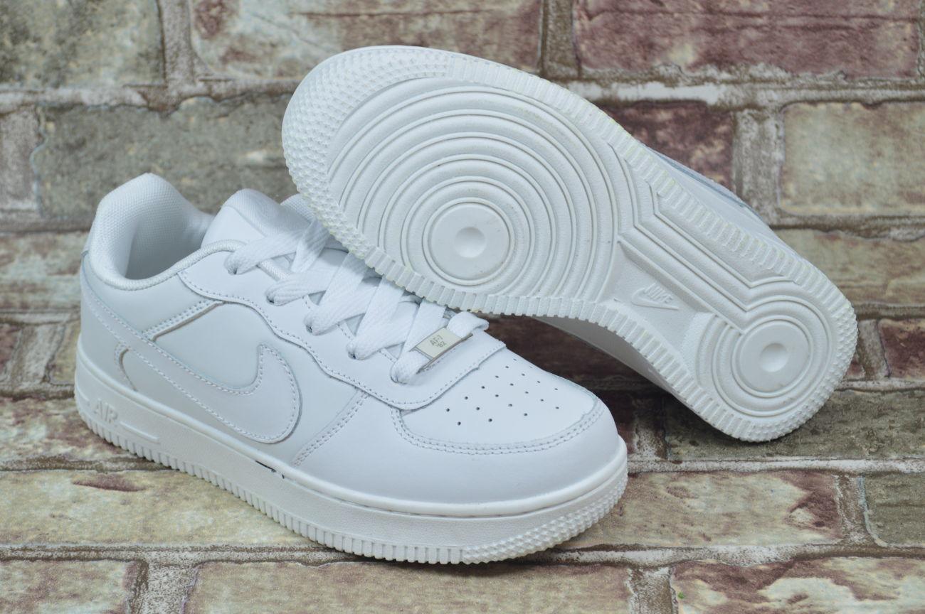 ab41bbd2 Новинка!!! Женские низкие кроссовки Nike Air Force Найк Аир Форс ...