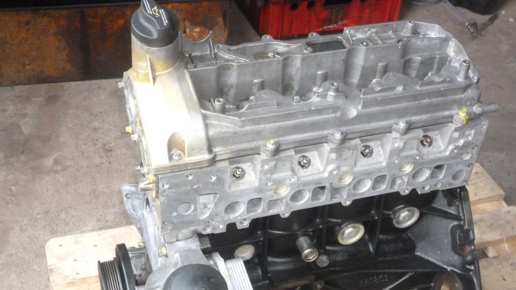 Ремонт двигателя 646 спринтер 5