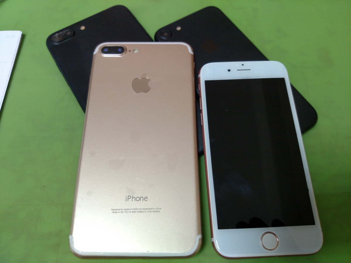 ремонт смартфона iphone 7 копия