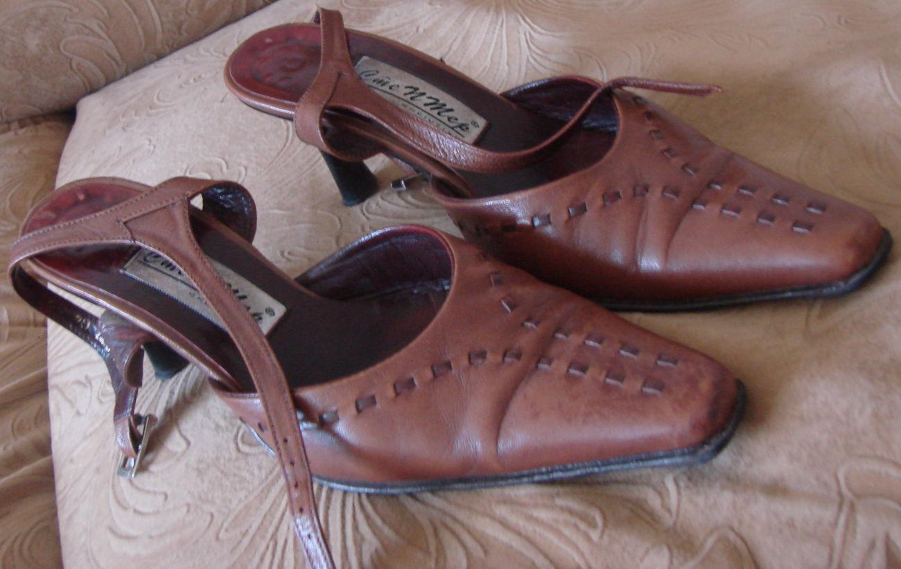 Літні туфлі СтеПТер. Розмір 36 (23 см)
