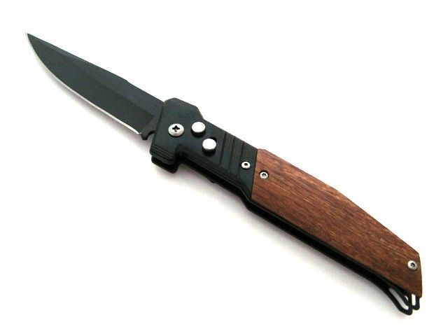 нож пружинный