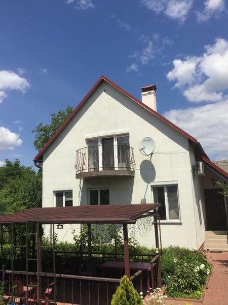 Дом на берегу Днепра, Осокорки