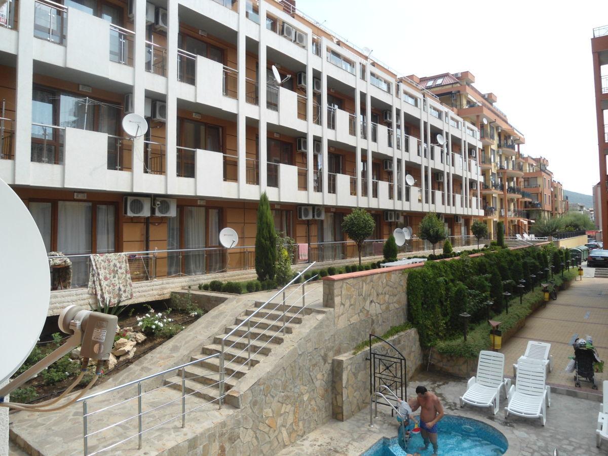 Святой Влас в новом комплексе 2 спальные Апартаменты