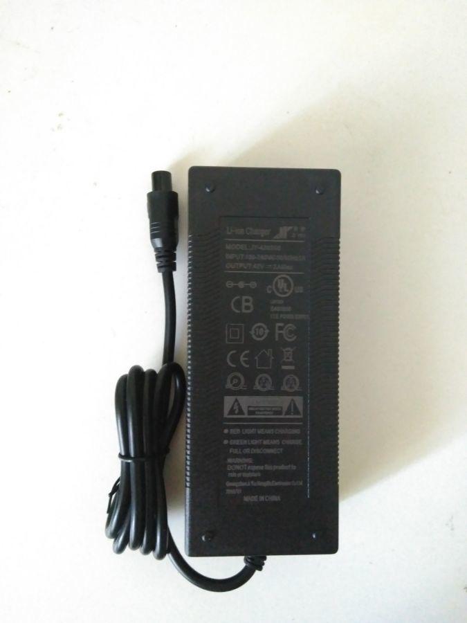 UL зарядка для гироборда