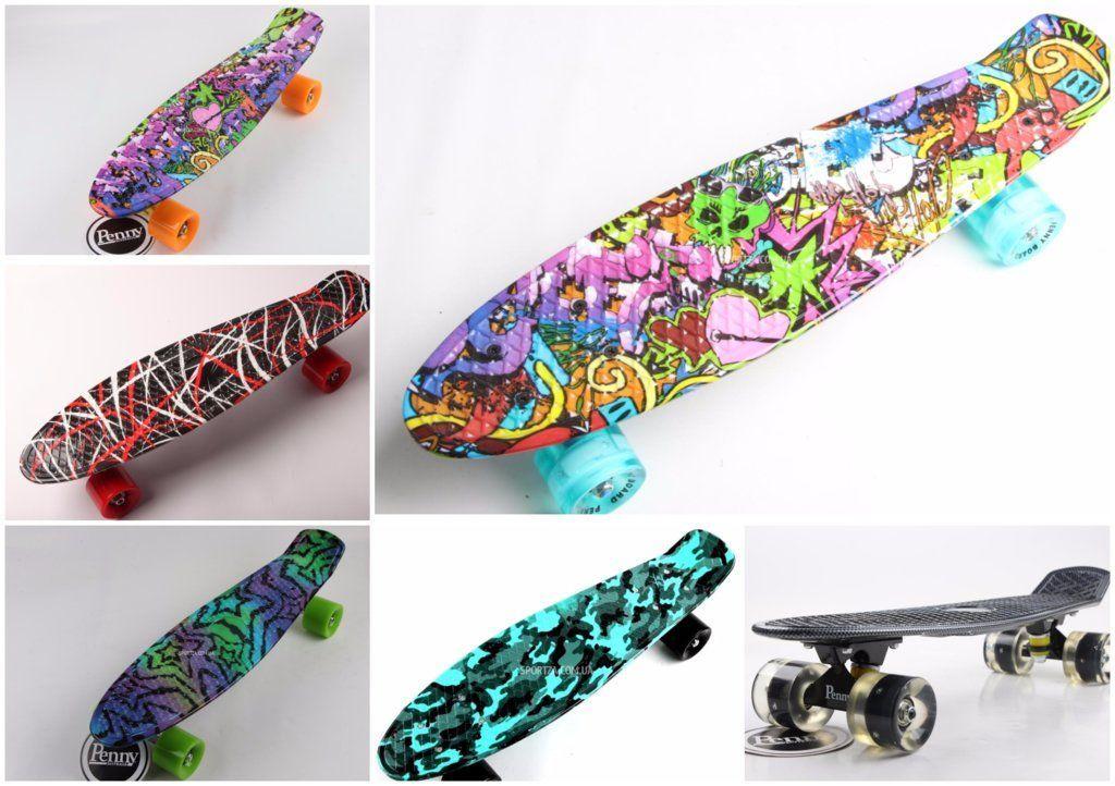c14adbd2cad3 Скейт Пенни Борд Print, Penny Board Все рисунки  570 грн. - Ролики і ...