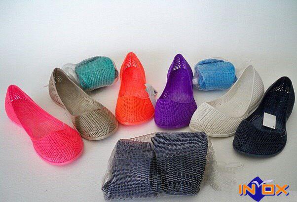 1ea4530f8 Турецкие резиновые балетки обувь для лето пляжные силиконовые in ox ...