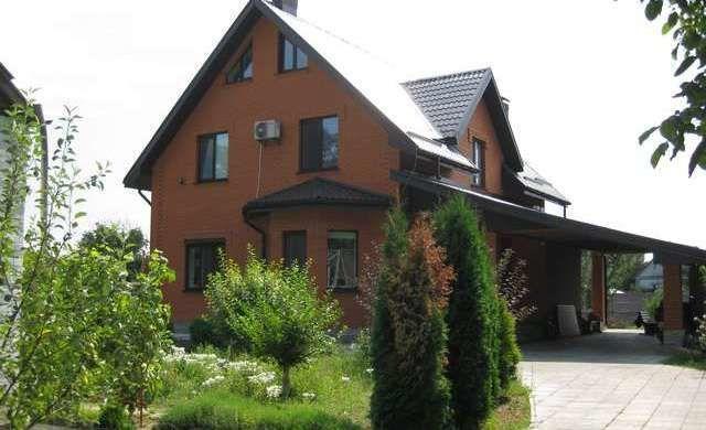 дом с.Пролески, Бориспольский р-н. Площадь дома 260 кв.м.,