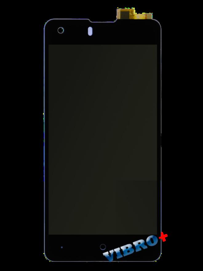 Дисплей (экран) Impression ImSmart S471 с тачскрином в сборе, черный