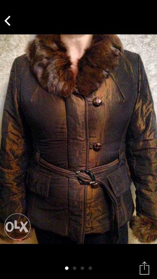 6c66eb758e9e Продам фирменную куртку осень-зима   500 грн. - Куртки Одесса ...