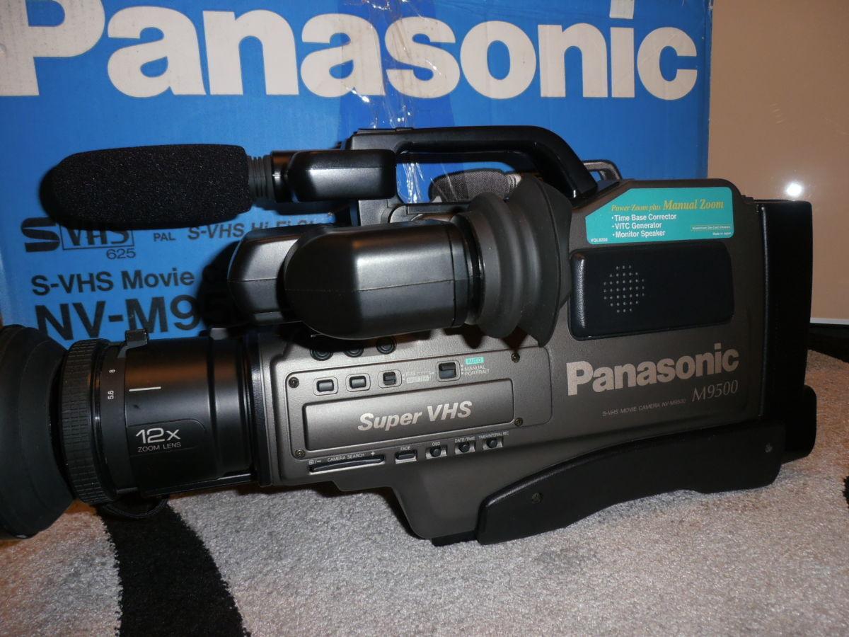 Panasonic nv m9500en инструкция