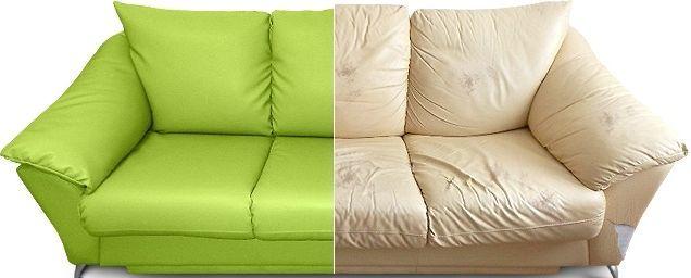 Перетяжка, ремонт и рестоврация мягкой мебели