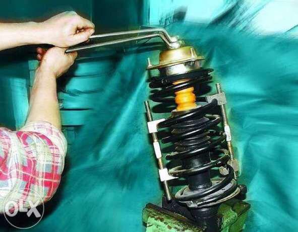 Реставрация (ремонт) амортизаторов и стоек