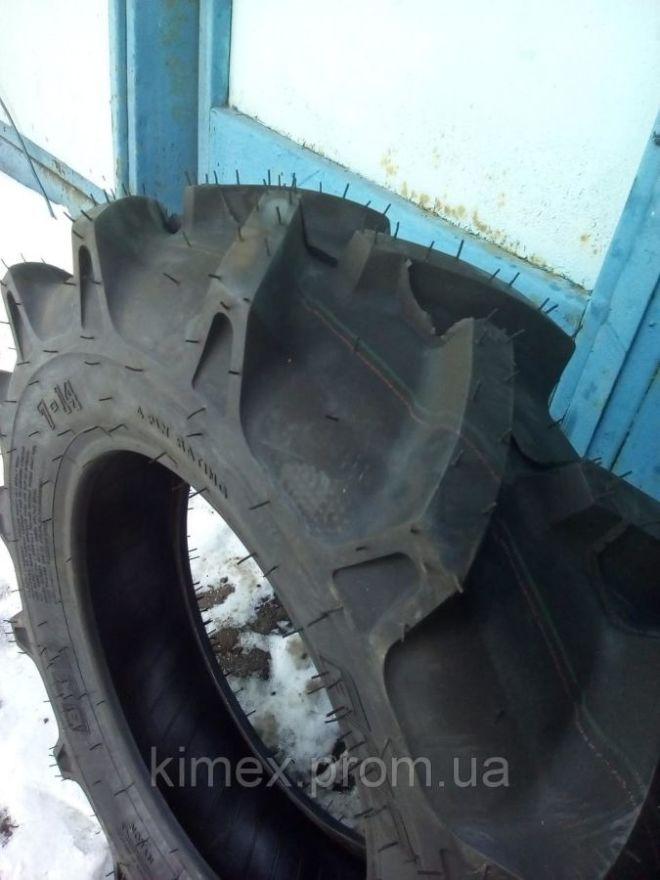 Шина на минитрактор 7-14 4PR BKT TR-126 TT