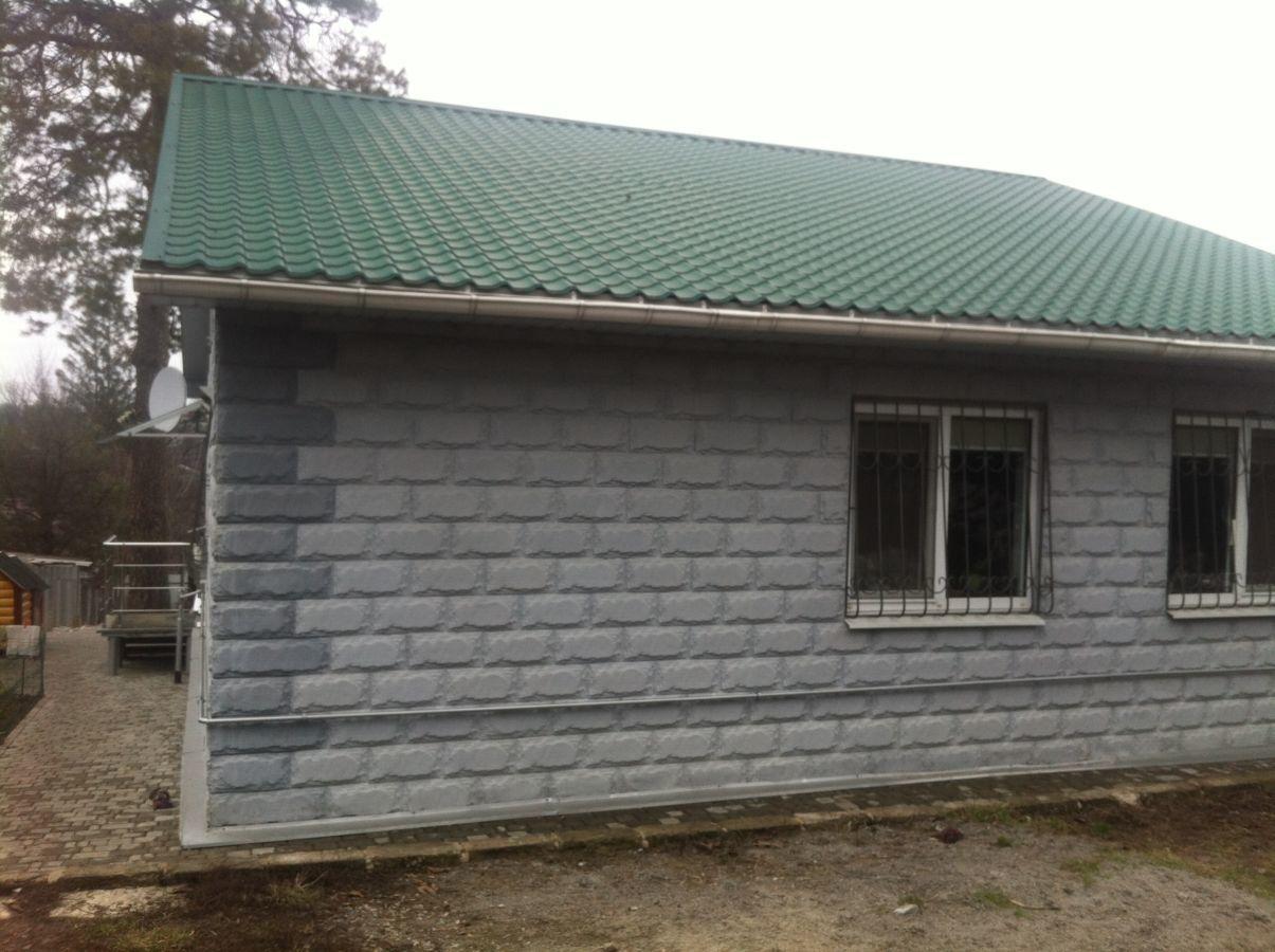 Продам Новый дом в п.Высоком!